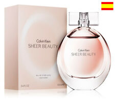 Calvin Klein Sheer Beauty Eau de toilette 50/100ml Natural Spray EDT