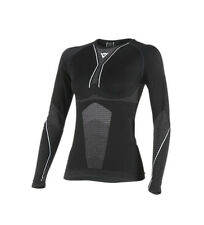 Dainese - T Technical D-Core Tee LS Thermo Lady grigio, nero Donna ragazza