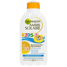 GARNIER  Ambre Solaire Lotion For Kids Very High Protection 200 ml Choose yours