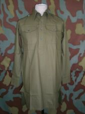 Camicia M43 tropicale tedesca Wehrmacht, Afrikakorps, German M43 tropical shirt