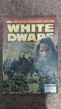 Games Workshop White Dwarf Warhammer 40,000 40k LOTR Collectible Magazines WD