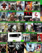 Xbox one game bundle! Black ops Warfare Battlefield Dogs Fifa Fallout Tom Clancy