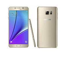 Samsung Galaxy Note 5 SM-N920 32GB Gold Blue Silver White Unlocked Smartphone