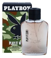 Playboy Play it Wild Eau de toilette 100 ml Natural Spray Fragancia Hombre