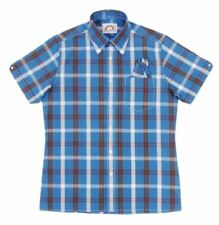 BNWT - Brutus Trimfit Palace Check  - Blue/Cocoa - Small - XXL - Mod / Indie