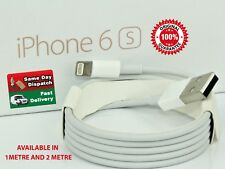 Lightning Sync & Charger USB Data Cable For Apple iPhone 6s 6 5 7 iPad 5S 5C SE