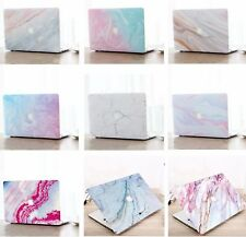 Marble Hard Laptop Case Cover for Apple Macbook Air Pro 11 12 13 15 Touch Bar-CS