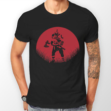 Kratos God of War 4 Red Moon GOW PS4 Gamer Unisex Tshirt T-Shirt Tee ALL SIZES