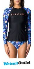 2018 Rip Curl Tropic Tribe Relaxed Long Sleeve Rash Vest Navy WLY7QW