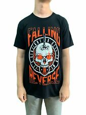 Falling In Reverse Straight UNISEX UFFICIALE T-SHIRT NUOVO VARIE TAGLIE