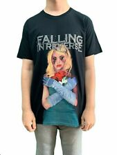 Falling In Reverse ballo unisex ufficiale T-SHIRT NUOVO VARIE TAGLIE