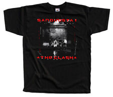 The Clash - Sandinista!, album cover T-SHIRT DTG (BLACK) S-5XL