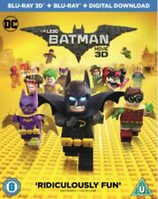 The Lego Batman film 3D+2D BLU-RAY NUOVO Blu-Ray (1000633904)