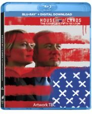 HOUSE OF CARDS STAGIONE 5 BLU-RAY NUOVO Blu-Ray (sbrp73891seuv)