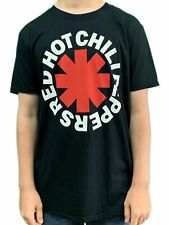 RED HOT CHILLI PEPPERS Asterisco Unisex Oficial Camiseta NUEVO Varios Tamaños