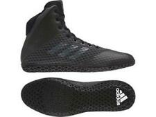 Adidas Wrestling Mat Wizard 4 Black Boots Shoes Adults - AC6971