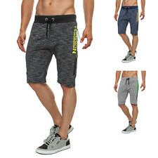 Geographical Norway Herren Trainings-Shorts Bermudas Sweat Shorts Color Mix SALE
