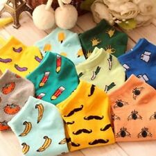 11 FRUIT COLOR LOVE CANDY COLOR COTTON SOCK WOMEN'S SOCKS THIN SOCK SLIPPERS