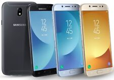 New Samsung Galaxy J5 2017 SM-J530F Unlocked 4G LTE 16GB DualSIM Black Gold Blue