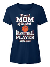 Proud Mom Of The Cutest T-shirt Élégant pour Femme
