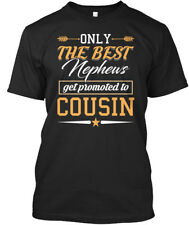 Only The Best Nephews Get Promoted To Co T-shirt Élégant