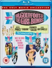 DR.GOLDFOOT AND THE niña Bombs BLU-RAY NUEVO Blu-ray (101films185br)