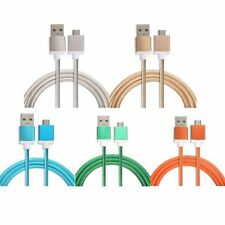 3.3FT/1M Magnetic USB2.0 to Micro USB Adapter Charger Cable