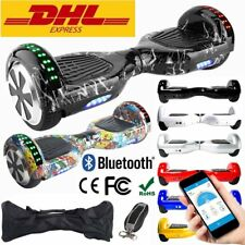 """6.5"""" Scooter Patinete Eléctrico Hoverboard Bluetooth Skateboard APP Control XR"""