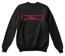 Stylish Olive The Name To Be Remembered Sweat-Shirt Sweat-Shirt Confortable