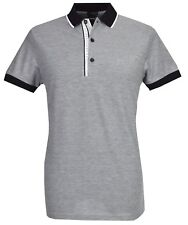 Hugo Boss Paule 4 Polo Shirt - 50374389 - Black