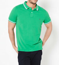 Tommy Hilfiger - Polo Tommy Tipped verde Hombre chico