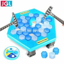 Penguin Ice Breaking Save The Great Family Toys Desktop Game Fun