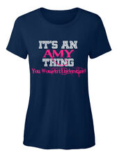 Its An Amy Thing T-shirt Élégant pour Femme