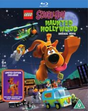 LEGO SCOOBY DOO - Haunted Hollywood+Mini Figure+BLU-RAY NUOVO Blu-Ray (1000589