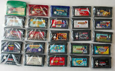 JUEGOS GAMEBOY COLOR ADVANCE GBA POKEMON DONKEY KONG MEGAMAN YOSHI. ENVÍO GRATIS