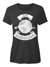 One-of-a-kind Mother Earth T-shirt Élégant pour Femme T-shirt Élégant pour Femme
