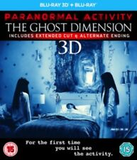 Paranormal Activity 5 - The Ghost Dimension 3D+2D BLU-RAY NUOVO (8306168)