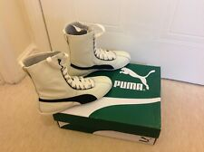 Puma Eskiva Hi Boots - Ladies / - Sizes: UK - 6 / 7 - Colour : White/Black