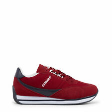 Sneakers Carrera Jeans RIVAL-MIX_CAM813015-02_RED Rosso Uomo   Primavera/Estate