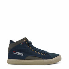 Sneakers Carrera Jeans OFFICER-MIX_CAM810016-52_BLU Blu Uomo   Primavera/Estate