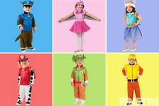 PAW Patrol Costume | Chase Skye Rubble Marshall Everest | PAW Patrol Costumes
