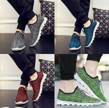 New Men Sneakers Casual Sports Athletic Running Trainers Fashion Shoes d12
