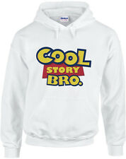 COOL STORY BRO, divertido, Toy Story Sudadera Estampada