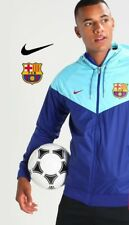 NIKE FC BARCELONA 2017/18 AUTHENTIC WINDRUNNER Lined Coat JACKET  Size M