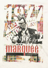 The Marquee Club London OFFICIAL T-Shirt : 1977, Punk, Anarchy, Sex Pistols