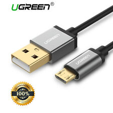 Micro USB Cable 2A Fast Charge Cables For Samsung Xiaomi Tablet Android Charger