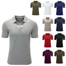 Jack & Jones Herren Poloshirt Kurzarmshirt Business Basic Polohemd Shirt Top