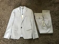 TOPSHOP Womens 2 Piece Suit Work Casual RRP £100 Luxury Collection Sizes 8 - 12
