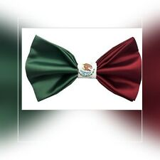 World cup bowtie Mexico Team bow Tie or a tie,  choose your Mexico Team fashions