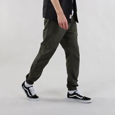 Carhartt WIP Men's New Marshall Relaxed Fit Taper Leg Jogger Pant Cypress Green